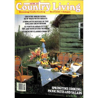 Country Living, May 1988