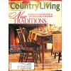 Cover Print of Country Living, November 1999