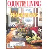 Cover Print of Country Living, November 2000