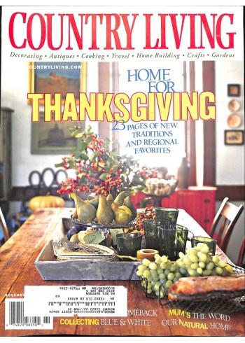 Country Living, November 2000