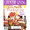 Cover Print of Country Living, November 2001