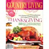 Cover Print of Country Living, November 2004