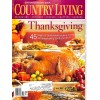 Cover Print of Country Living, November 2006