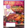 Cover Print of Country Living, November 2007