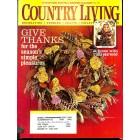 Country Living, November 2008