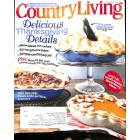 Country Living, November 2010