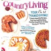 Cover Print of Country Living, November 2014