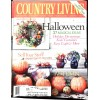 Cover Print of Country Living, October 2001
