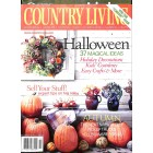 Country Living, October 2001