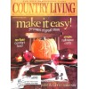 Cover Print of Country Living, October 2003