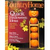 Country Living, October 2008