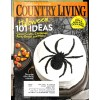 Cover Print of Country Living, October 2009