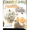 Country Living, October 2011