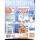 Cover Print of Country Living, September 2004