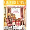 Cover Print of Country Living, September 2005