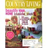 Cover Print of Country Living, September 2007