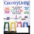 Cover Print of Country Living, September 2014