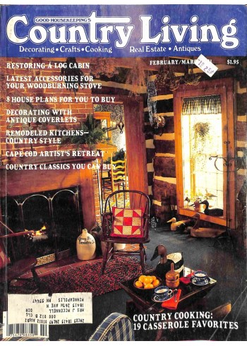 Country Living , February 1981