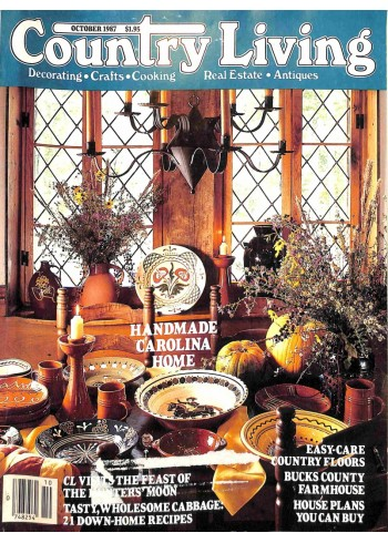 Country Living , October 1987
