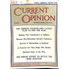 Current Opinion, July 1917