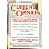 Cover Print of Current Opinion, October 1915