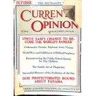 Current Opinion, October 1915
