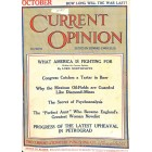 Current Opinion, October 1917
