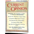Cover Print of Current Opinion, September 1916