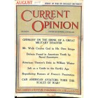 Cover Print of Current Opinion, September 1917