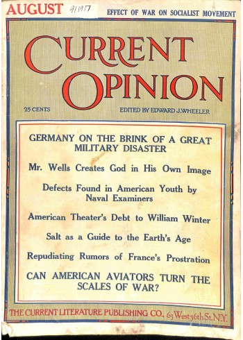 Current Opinion, September 1917