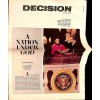 Cover Print of Decision, April 1969