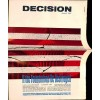 Cover Print of Decision, August 1968