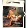 Cover Print of Decision, December 1969