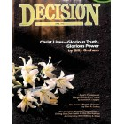 Cover Print of Decision, April 1990