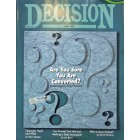 Decision Magazine, April 1991