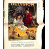 Cover Print of Decision Magazine, December 1968