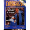 Cover Print of Decision, December 1991
