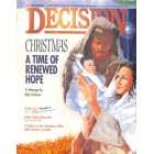 Cover Print of Decision Magazine, December 1993
