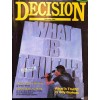 Cover Print of Decision, February 1985