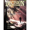 Cover Print of Decision Magazine, July 1989
