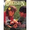 Decision Magazine, June 1989