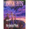 Cover Print of Decision, March 1991
