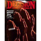 Cover Print of Decision, May 1989