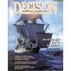 Cover Print of Decision, November 1989