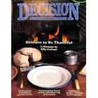 Cover Print of Decision, November 1990