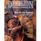 Cover Print of Decision, November 1991