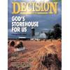 Cover Print of Decision, November 1993