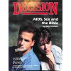 Cover Print of Decision Magazine, October 1987