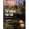 Cover Print of Decision, October 1995