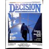 Cover Print of Decision, September 1992